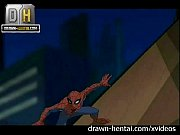 Picture Superhero Porn - Spider-man vs Batman