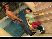 Picture Tina Gabriel wearing gloves and fucked in th...