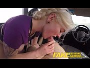 Picture Fake Driving School Naughty learner gets a d...