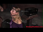 Picture Mona Wales facefucked while tied to sybian