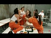 Picture Jail girl gangbanged by nasty girl gang