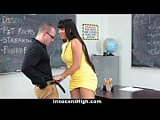 Picture InnocentHigh - Hot MILF Teacher Fucks Studen