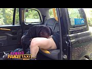 Picture Female Fake Taxi Naughty cab driving chick f...