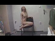 Picture CZasting - Skinny Czech blonde at casting