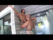 Picture LUBED Big dick shower fuck for petite beauty...