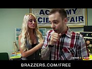 Picture Sexy blonde student Alexis Monroe fucks her...