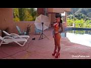 Picture Fun BTS With Christy Mack And London Keyes