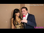 Picture Lisa Ann: porn meeting with Andrea Dipre