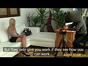 Picture Amateur blonde babe Kitti gives head and pus...