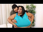 Picture Ebony SSBBW Cotton Candi Slurps and Sucks on...