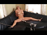 Picture Krissy Lynn BLONDE, BOUND, BEGGING