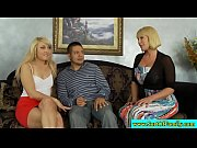 Picture Stepmom joins stepteens for kinky fun