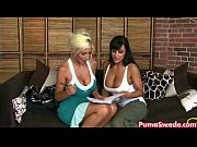 Picture Euro blonde Puma Swede Fucks Lisa Ann