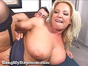 Picture Busty Blonde Wife Cheats With Her Stepson