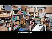 Picture Shoplyfter - A Hard Fuck Punishment For Rebe...