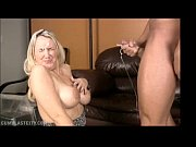 Picture Sexy Blonde With Big Tits Cumblasted