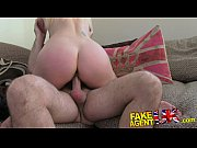 Picture FakeAgentUK Tall blonde MILF craves hard coc...