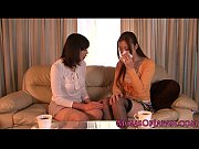 Picture Japanese lesbian housewives licking pussy