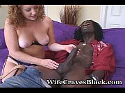 Picture Little Mrs. Redhead Fucks Big Black Cock