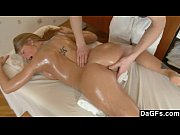 Picture Lucky dude fucks nice chick during a massage