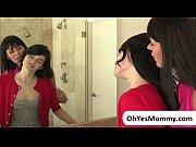 Picture MILF Eva Karera feels erotic towards Young G...