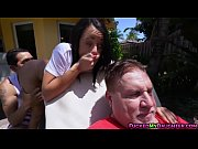 Picture Holly Hendrix ass fucked with dad's fri...