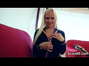 Picture German Young Girl 18+ in Real Fake Casting f...