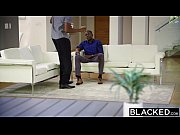 Picture BLACKED First Interracial Foursome For Elsa...