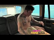 Picture Female Fake Taxi Stranded Builder Has a Stro...
