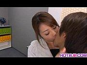 Picture Maki loves to swallow warm jizz