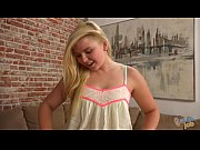Picture Blonde Melissa May Does Handjob