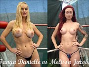 Picture Tanya vs Melissa