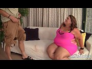 Picture Fat and sexy BBW Erin Green gets her pussy s...