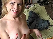 Picture Very sexy mature babe loves a sticky facial...