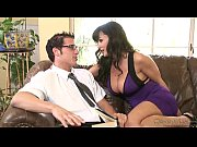 Picture Lisa Ann is a busty milf he can't resis