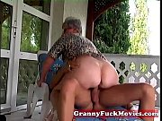 Picture Outdoor fucking grandma