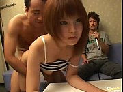 Picture Japanese AV Model forced to suck