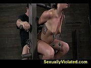 Picture Bondage device makes her immobilized 1