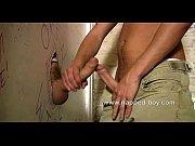 Picture McKenzie Cross sucks a massive cock trough a...