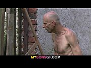 Picture Horny old man helps his son's GF
