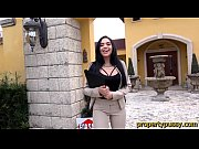 Picture Big ass latina real estate agent sucks and b...