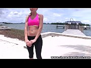 Picture TheRealWorkout fit blonde babe hardcore sex...