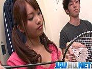 Picture Sporty Girl Suzu Minamoto Gets Three Cocks T...