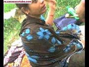 Picture Bengali aunty in garden