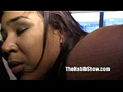 Picture Asian mixed black n thai Katt Dylan getss fu...