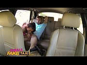 Picture Female Fake Taxi Brunette cabbie fucked dogg...