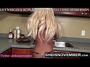 Picture YOUNG DUMB BLONDE STEP SISTER TRICKED INTO G...