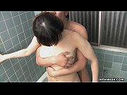 Picture Adulterous Japanese wife fucked in the bathr...