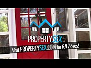 Picture PropertySex - Landlord mesmerized by tenants...