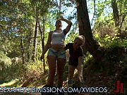 Picture Girls Trapped for Sex in the Woods